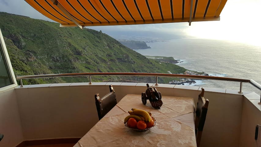 Best view in North Tenerife ...! - La Matanza de Acentejo - Apartment