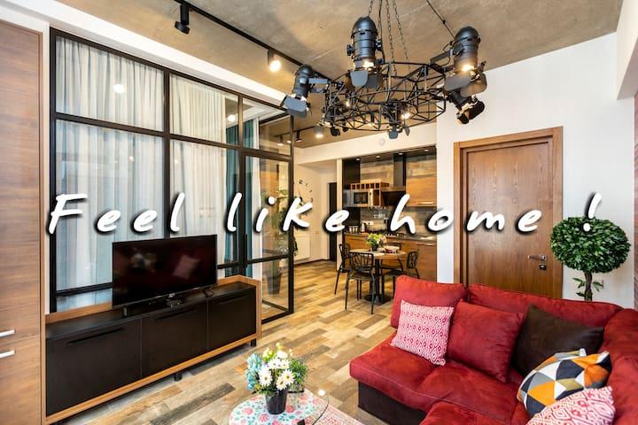 BB Studio Apartment #100, Krtsanisi
