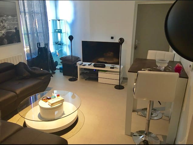 Très bel appartement - Saint-Denis - Condo