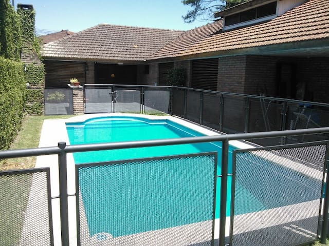 Cozy loft with pool - San Isidro - Huis