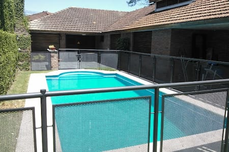 Cozy loft with pool - San Isidro - Hus