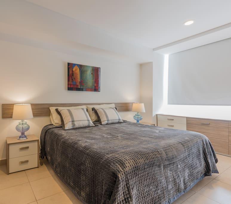 Dormitorio*