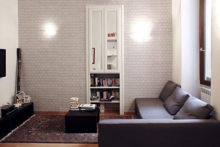 Wonderful apartment in the center - Milano - Appartamento