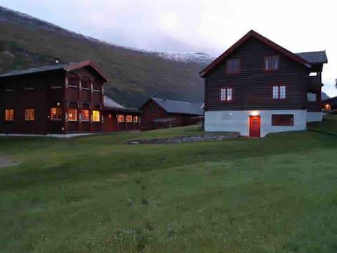 Jordad gård