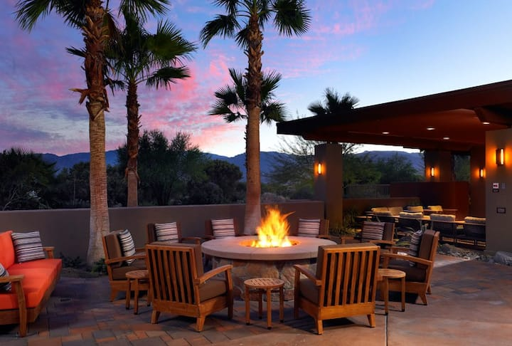 Coachella-DISCOUNT; 4/15-19; 1 Bdrm; Westin Villas