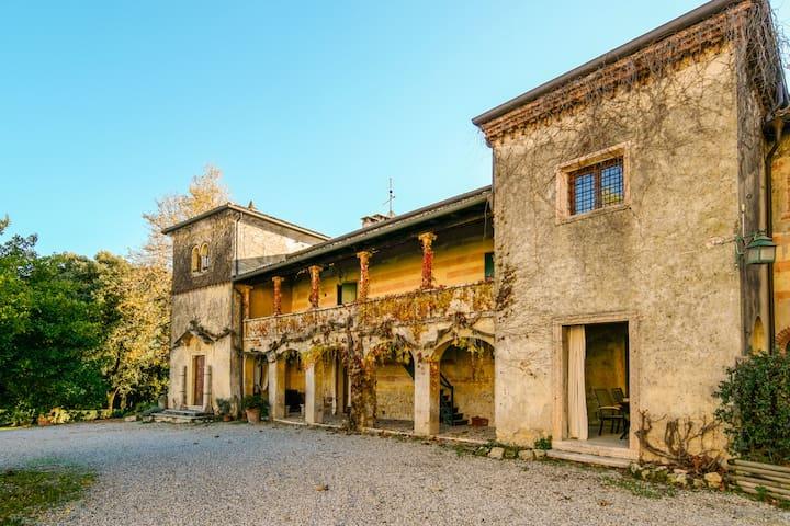 Villa Betteloni Valpolicella Suites Giardino