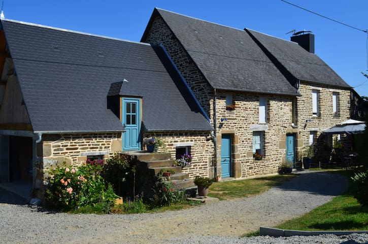 Chambre dans maison de campagne - Montilly-sur-Noireau - Talo