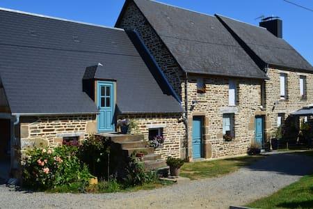 Chambre dans maison de campagne - Montilly-sur-Noireau - Rumah