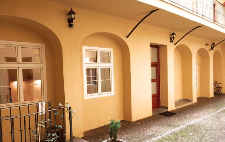 Jilska Old Town Apartment