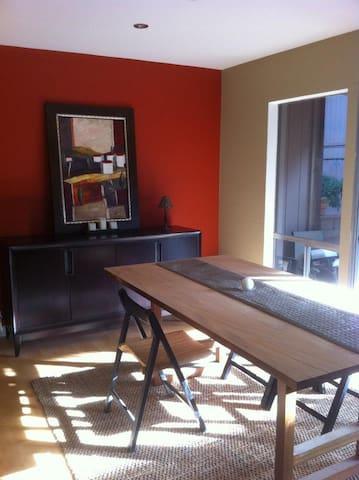 Beautiful Room - Super Bowl Week - Santa Clara - Apto. en complejo residencial