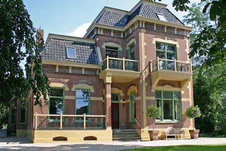 Huize Tergast***** 20 personen, wellness, bioscoop - Gasselternijveen - Ház