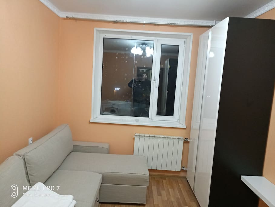 спальня вся мебель новая