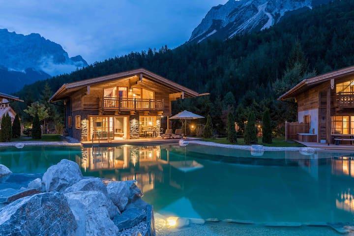 Luxus See-Chalets LaPosch
