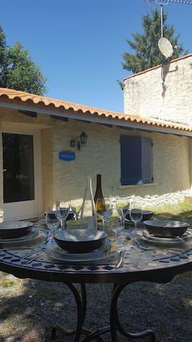 Gîte La Betica proche Puy du Fou et Châteaux Loire