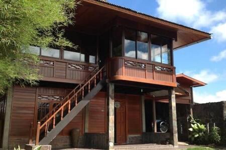 Cottage de Tondano