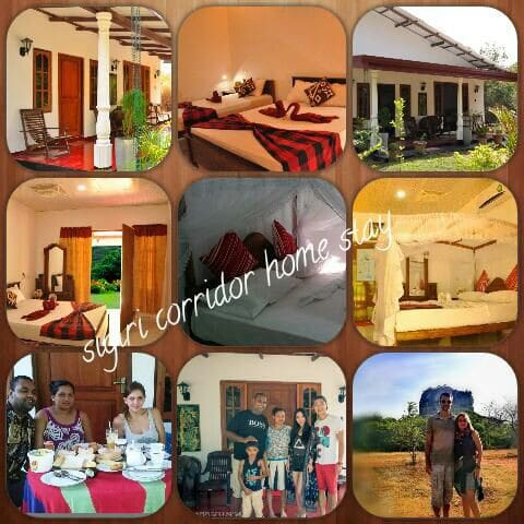 Deluxe double room - Sigiriya - House