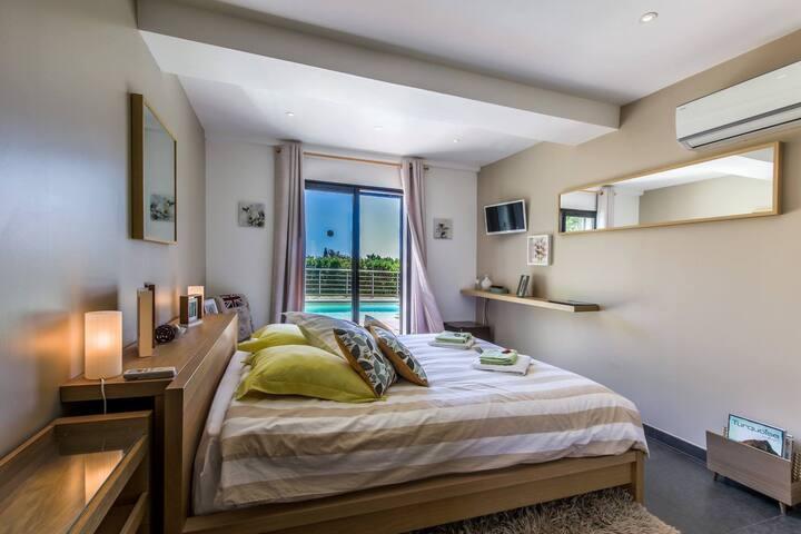 Suite de luxe familiale Macchiatto & artichaut p4