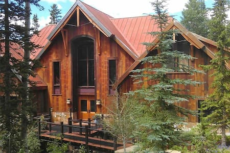 Alpenglow- Stunning Home with Gym, Hot Tub & More! - Mountain Village