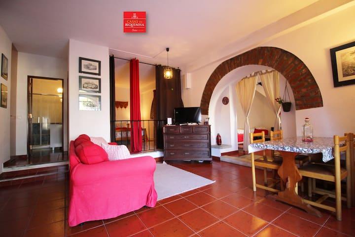 """Casas da Biquinha - """"Chalet"""" apartm"""