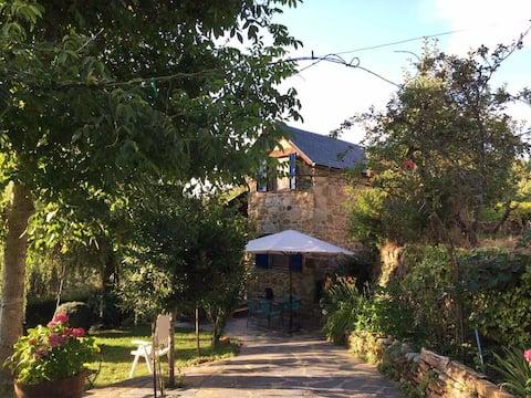 Casa con vistas en Rozas de Sanabria