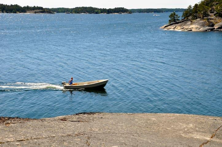 Stockholm Archipelago Island Paradise - Stokholm - Ada