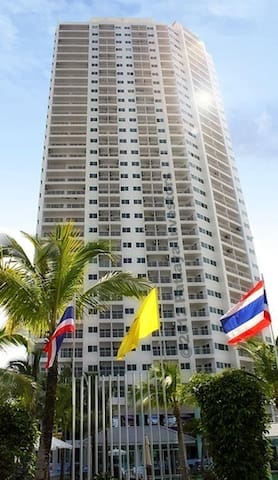 Condo AD Wongamat - Pattaya City