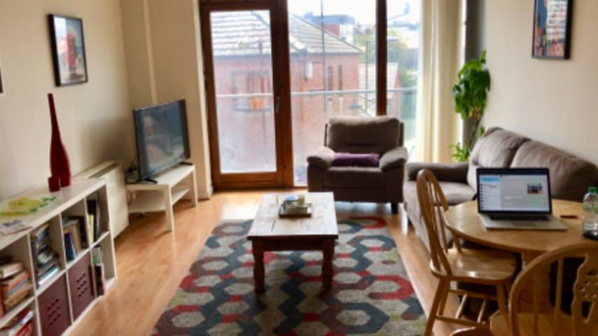 2 Bedroom Apartment in the heart of old Dublin