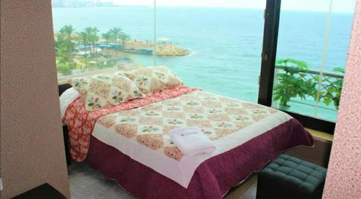 Aristohouse -sea view studio with private jacuzzi