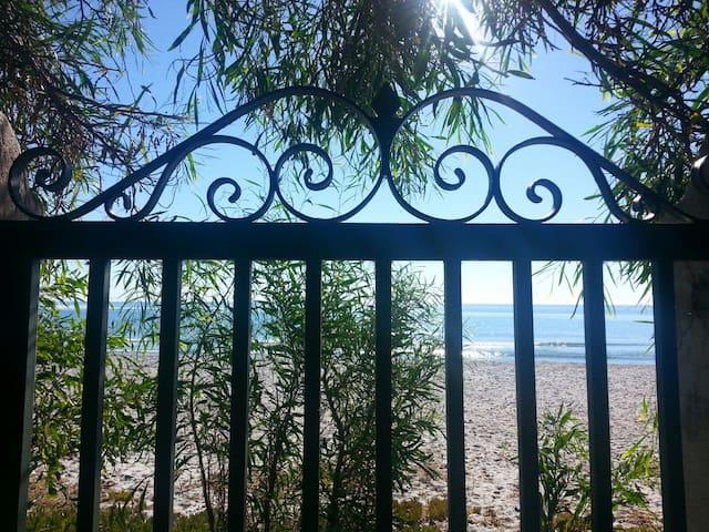 Villetta sulla spiaggia - S'Ena e Sa Chitta - Villa