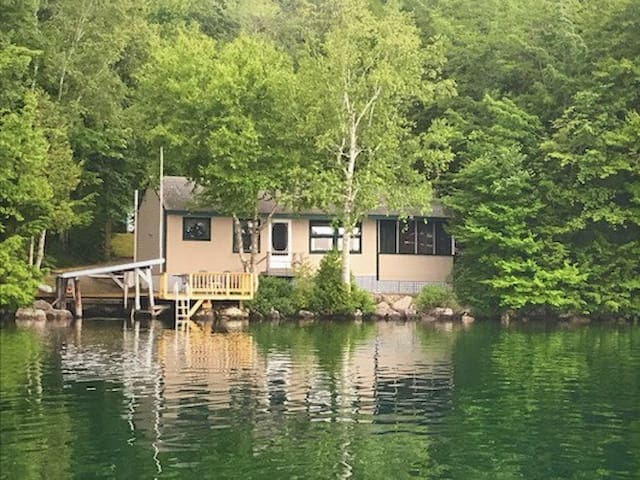 Clearwater Lake Traditional Maine Camp