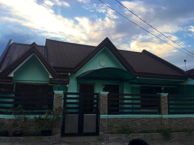 Cute Bungalow House in Santiago City, Isabela