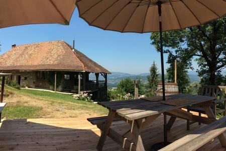 Belle maison entre Lac & Montagne - Annecy-le-Vieux