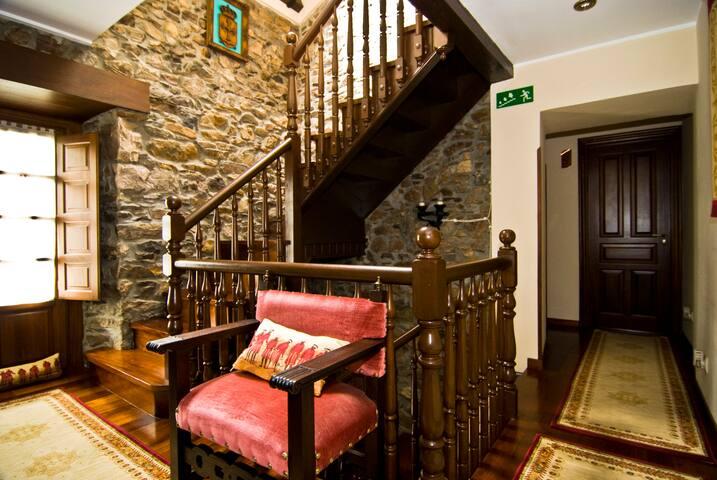 Costa, Montaña, Naturaleza y Relax. - Cudillero - House