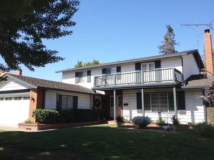 Amazing Sunnyvale Home