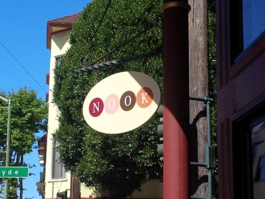 Kuva paikasta NOOK naapurustossa Nob Hill