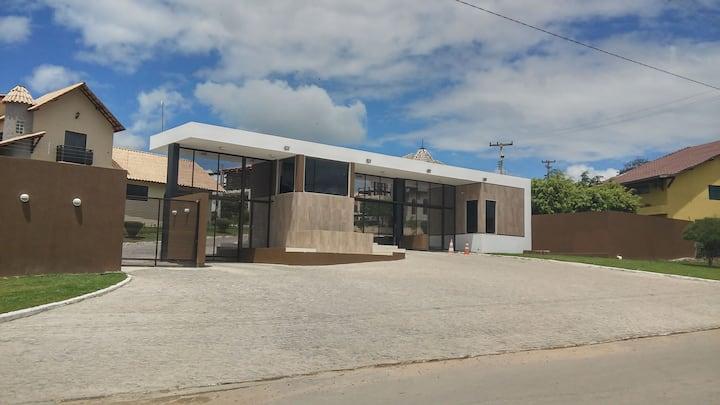 Casa em Gravatá/PE - Agradável condomínio fechado.