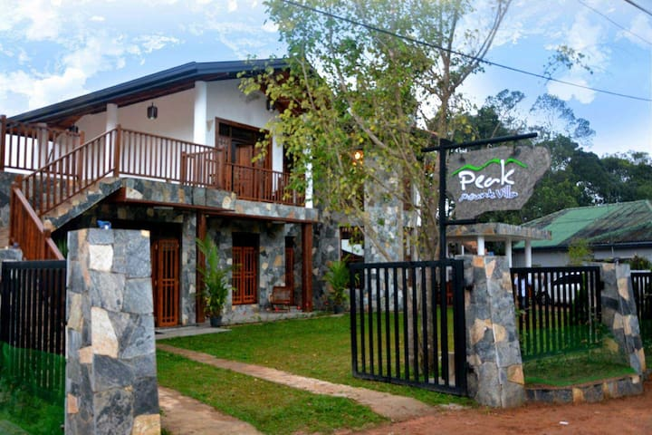 Peak Mount Villa - Bandarawela