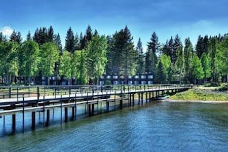 Tavern Shores Private Retreat - Tahoe City - Αρχοντικό