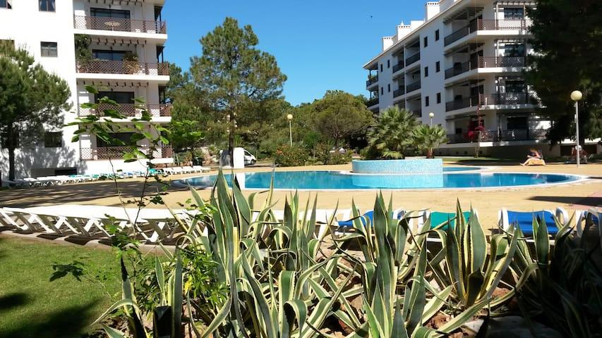 Apartment in Praia da Falesia, Algarve
