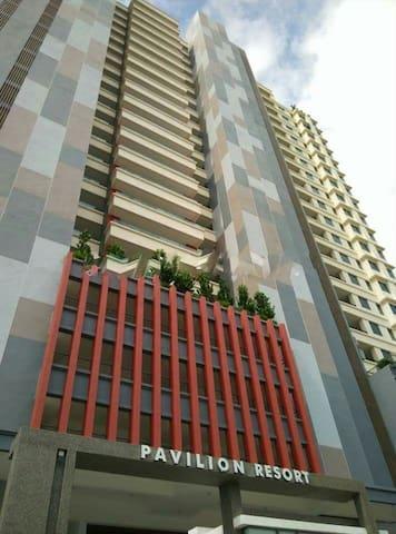 Chillax @ Pavilion Resort - Bayan Lepas - Apartament