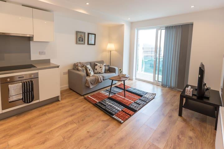 Apex Luxury Apartment II - Enfield - Apartment