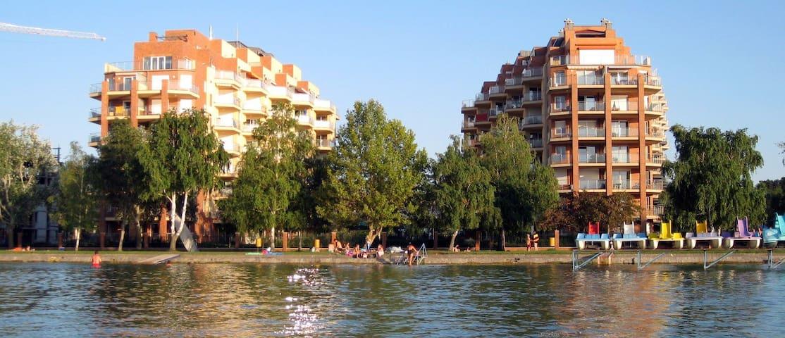 Galerius  apartment directly near balaton lake