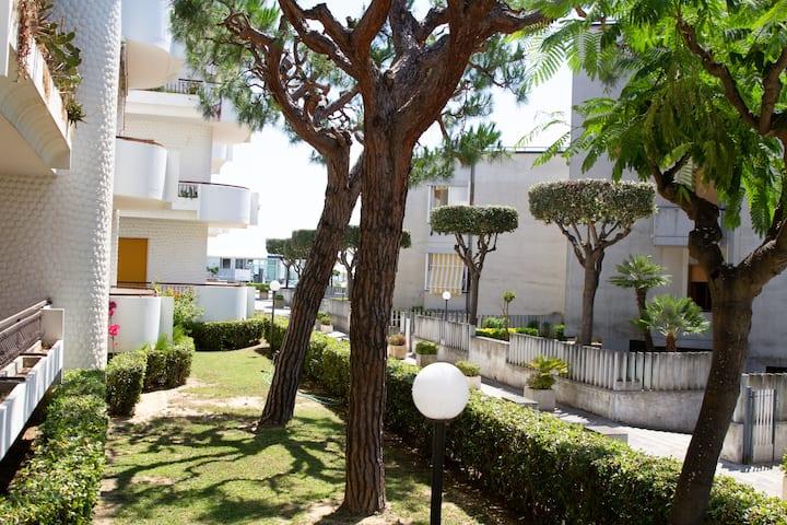 Appartamento fronte mare a Villa Rosa