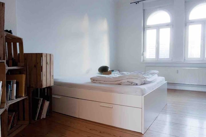 spacious, private room in the heart of berlin