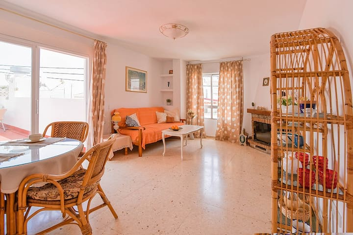 Apartment in Altea Old Town 5 min from the beach