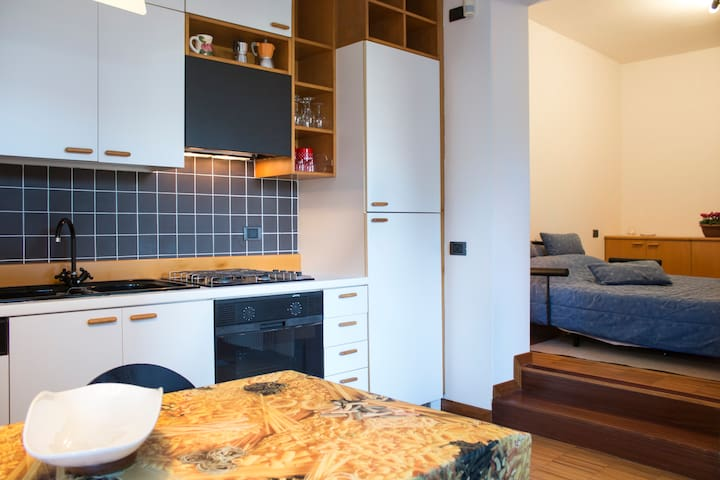 La quiete - Colico - Apartmen