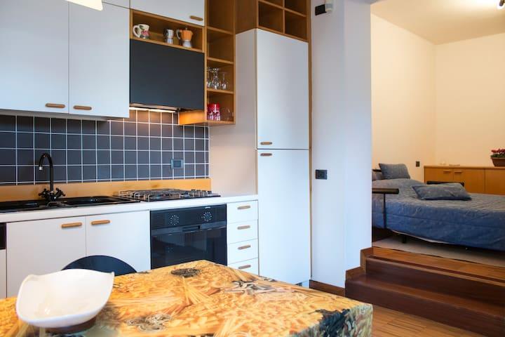 La quiete - Colico - Apartemen