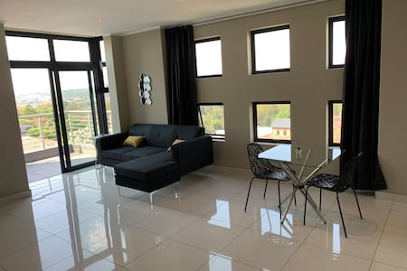 Ultra modern home and beautiful view in sandton