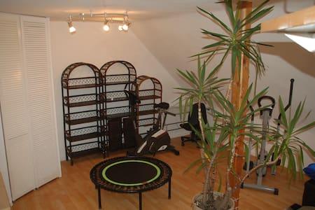 Fitness-Appartement in Troisdorf - Troisdorf - Apartemen