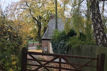 Hideaway Cottage, East Langton